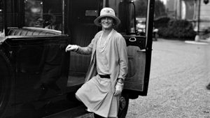 Coco Chanel Biarritz 1915