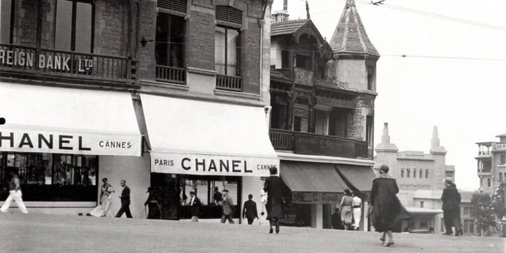 Chanel and Biarritz, starting 101 years ago