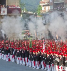 Basque cities celebrations
