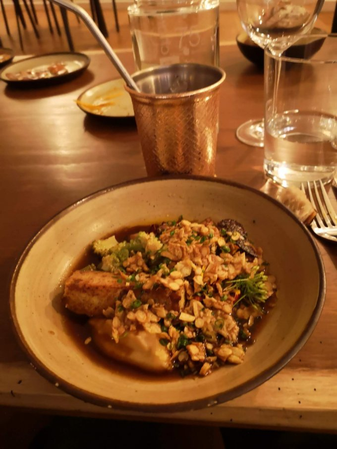 One of the typical and seasonal main course