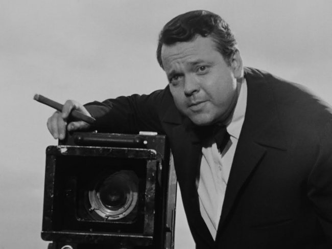 Around the World the Basque Country and Orson Welles (1955)
