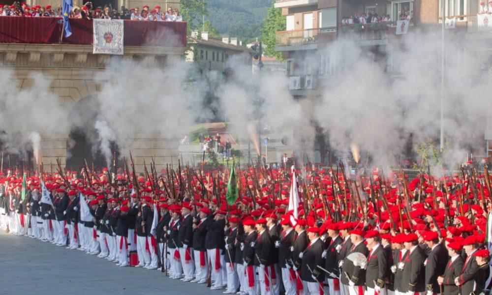 Celebration of San Marcial - Irun - Biarritz